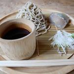 文治郎 - ざる蕎麦とこんにゃく寿司