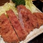 とんかつ錦 - 料理写真: