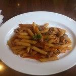 ボラチタ - 鶏レバーのトマトソース