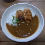 たんぽぽ食堂 - タンドールチキンカレー