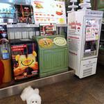 ロングボード・カフェ - ワン OK〜♬