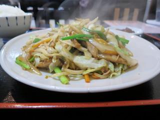 ニイハオ 大森店 - 野菜炒め 2015.07