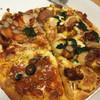 ドミノピザ - 料理写真:クワトロ・ミートザワールド
