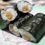 グルメ回転寿司 函太郎 - かんぴょう巻き