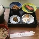 丹泉ホテル - 朝食