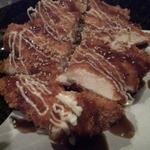 筍庭 - 大山地鶏の特選チキンカツ