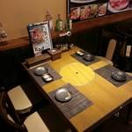 韓国家庭料理 おこげ - 2~4人席