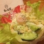 寿々菜屋 - シーザーサラダ