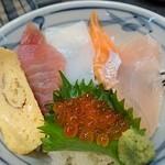 40236696 - ランチ海鮮丼