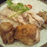 泰式鶏飯食堂 鳥ふじ - カオマンがいいんだよぅ