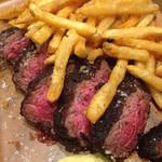 ビストロ ランタン - 熟成肉のステーキ 270g
