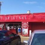 Romy's Kahuku Prawns & Shrimp - お店前には駐車場