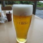にほのうみ - 生ビール