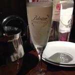肉バル THANK YOU - スパークリングワイン180円税別