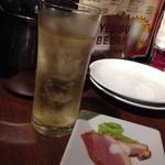 肉バル THANK YOU - ハイボール180円税別