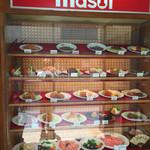 肉のますゐ - 肉のますゐ(広島市中区八丁堀)食品サンプル