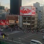 大和屋本店 - 部屋から見た景色