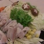 大和屋本店 - ふぐ鍋