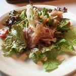 バルバニーカフェ - サラダ(H27.7)