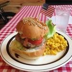 グーニーズ - ハンバーガープレート