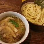 桔梗 - 塩つけ麺(並)2015.7.23