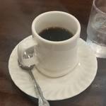 シャンテーコジマ - 料金はもちろんドリンク分だけ「ブレンドコーヒー (380円)」