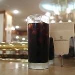 ロイヤルコーヒーショップ - モーニングのアイスコーヒー