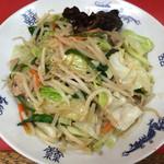 どさん子大将 - 野菜炒め 350円