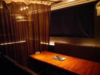 渋谷個室イタリアンダイニング アジト リュクス