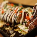 バーンブーン - 料理写真:間違いないイカ焼き『2015.7月再訪』