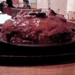 Meet Dining 中條 - 大番長ハンバーグ1000g