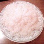 Meet Dining 中條 - ご飯大盛り