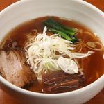 麺 えどや - らーめん(小)680円