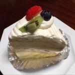 40251368 - ケーキもらった(^^)
