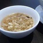 カントニーズレストラン ボン - 中華スープ