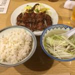 とち - 牛タン定食 中