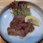 旬楽 ながた - 牛タン西京焼き