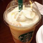 スターバックス・コーヒー - ピーチinピーチ フラペチーノ 610円