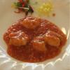 中国料理 桃李 - 料理写真:セットのエビチリ