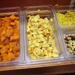 Kirinshithipurasu - 野菜ブッフェ台
