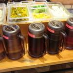Kirinshithipurasu - お茶バー