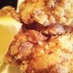鶏道楽 - 料理写真:鶏もも唐揚げ