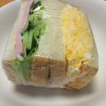 うーぱん - サンドイッチ