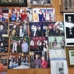 大阪難波 自由軒 - もちろん有名人もたくさん来店されています