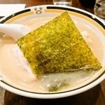 虎吉 - 白味噌ラーメン(600円)
