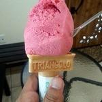 チェルシークリーム - 料理写真:野いちご