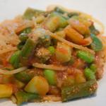 トラットリア チェーロ - 夏野菜サイド