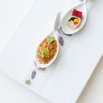 クルーズクルーズTHE GINZA - 野菜とアマニのアミューズ