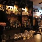隠れ家bar PTN -