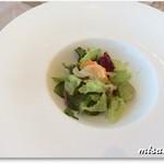 イタリア料理 ツインバード - 前菜 サラダ